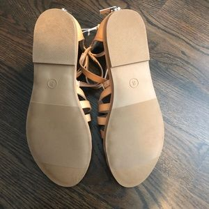 Mossimo Supply Co. Shoes - Mossimo strappy sandals women's 8 new